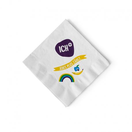 ICH+ Servietten