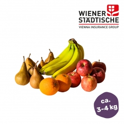 ICH+ | Wiener Städtische - Obstbox, 3,5 kg