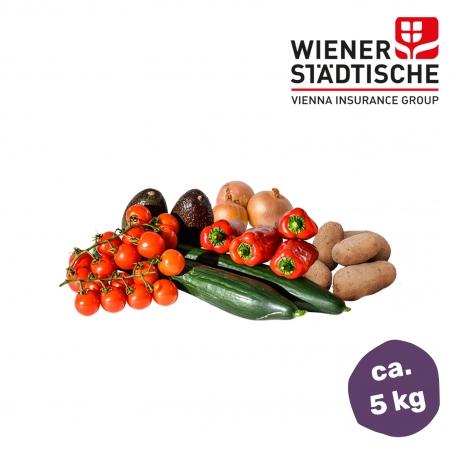 ICH+   Wiener Städtische - Gemüsebox, 5 kg