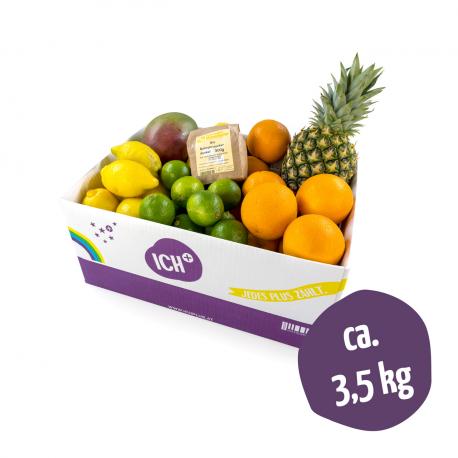 Cocktails & Drinks - Sommerfeeling & Früchte & Bio Rohrzucker